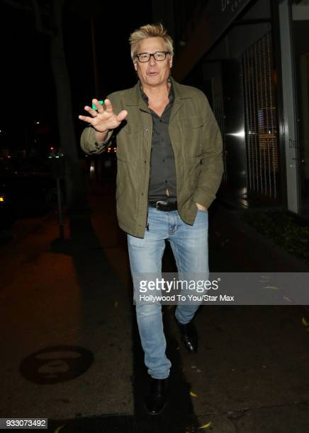Kato Kaelin is seen on March 16 2018 in Los Angeles California