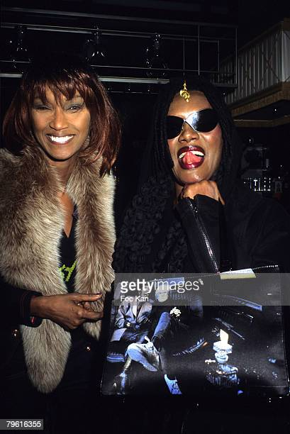 Katoucha Grace Jones