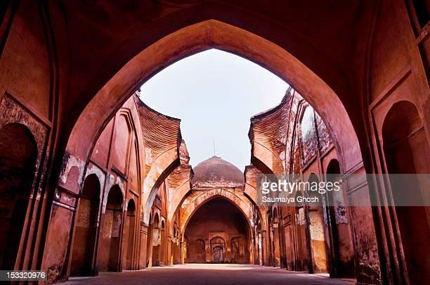 katra masjid - saumalya ghosh stock pictures, royalty-free photos & images
