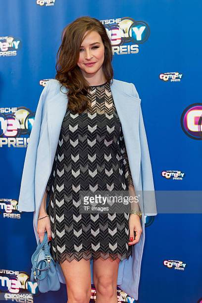 Katrin Bauerfeind attends the 20th Annual German Comedy Awards at Coloneum on October 25 2016 in Cologne Germany