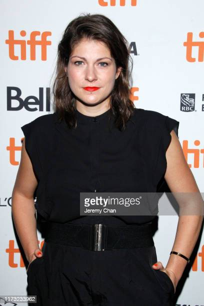 """Katrin Gebbe attends the """"Pelican Blood"""" photo call during the 2019 Toronto International Film Festival at Scotiabank Theatre on September 08, 2019..."""
