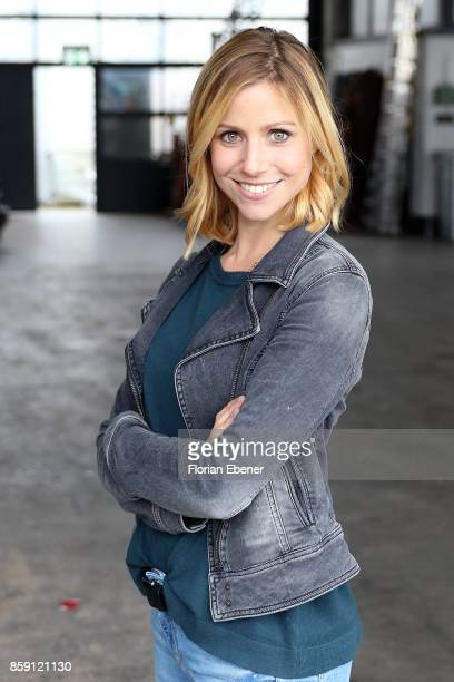 Katrin Hess attends the 'Alarm fuer Cobra 11' fan meeting on October 8 2017 in Huerth Germany