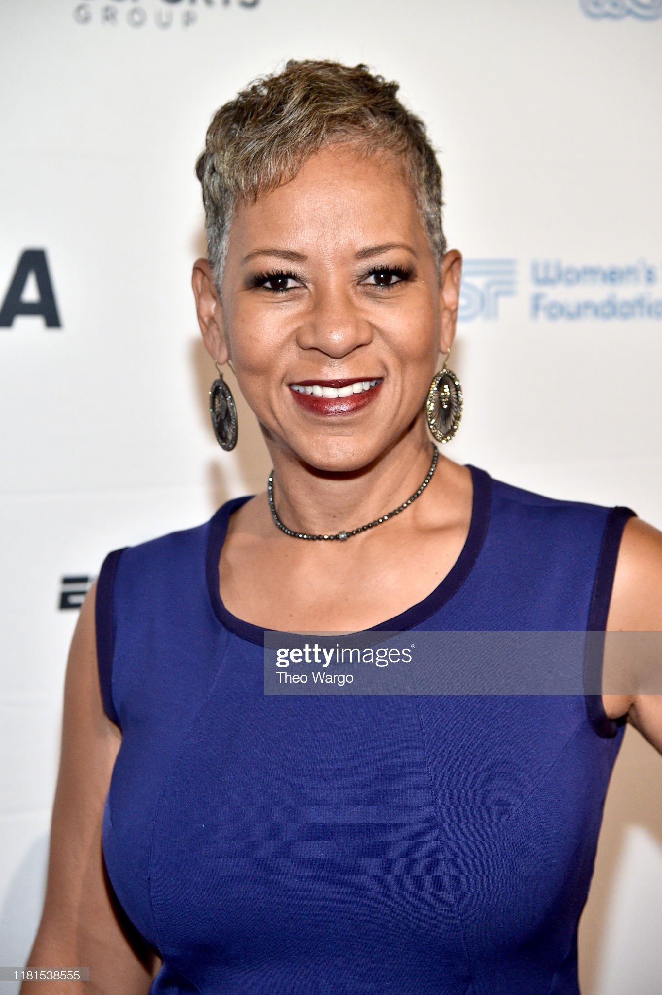 The Women's Sports Foundation's 40th Annual Salute To Women In Sports Awards Gala - Arrivals : News Photo