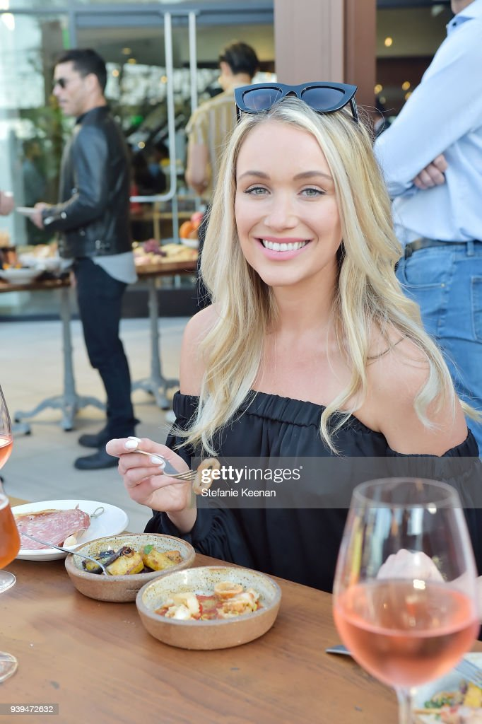 Katrina Bowden attends Terra Grand Opening at Eataly Los Angeles at Eataly LA on March 28, 2018 in Los Angeles, California.