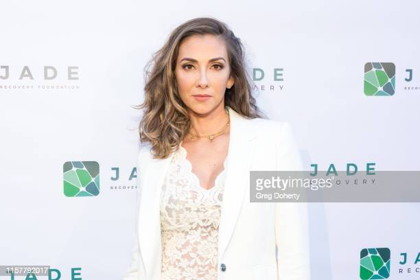 Katrina Campins attends the Jade Recovery AMF Event on June 22 2019 in Beverly Hills California