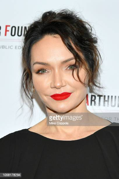 Katrina Lenk attends the 2018 Arthur Miller Foundation Honors at City Winery on October 22 2018 in New York City