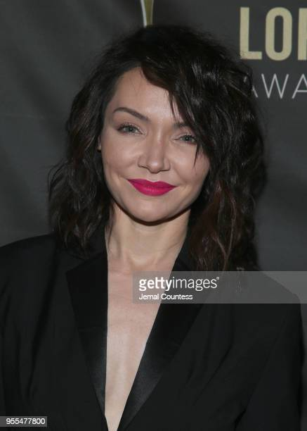 Katrina Lenk attends the 33rd Annual Lucille Lortel Awards on May 6 2018 in New York City