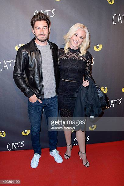 Katrina Patchett attends the 'Cats' photocall at Theatre Mogador on October 1 2015 in Paris France