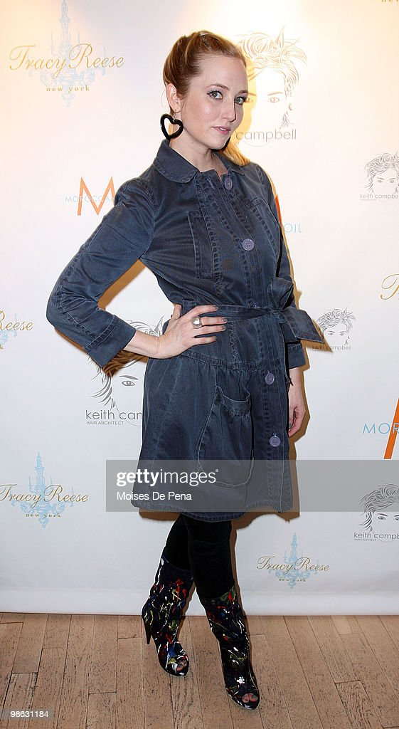 Katrina Szish attends the 'Cuts Of Our Infirmities' book launch party at the Tracy Reese Boutique on April 22, 2010 in New York City.