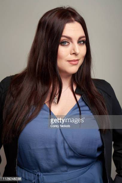 Katrina Weidman of Travel Channel's 'Portals to Hell' poses for a portrait during the 2019 Winter TCA at The Langham Huntington Pasadena on February...