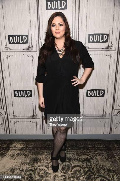 Katrina Weidman visits Build at Build Studio on April 22 2019 in New York City