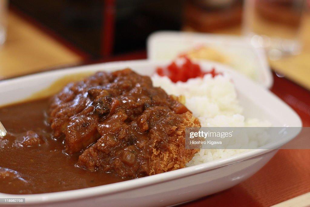 Katsu curry : ストックフォト