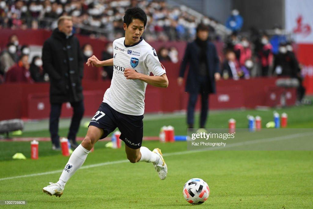Vissel Kobe v Yokohama FC - J.League Meiji Yasuda J1 : News Photo
