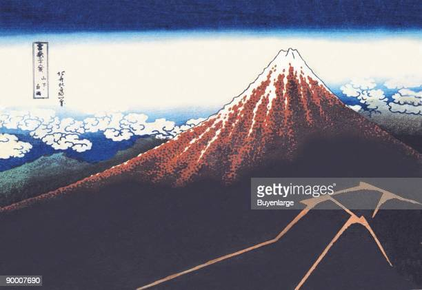 Katsushika Hokusai was a Japanese artist ukiyoe painter and printmaker of the Edo period He is bestknown as author of the woodblock print series...