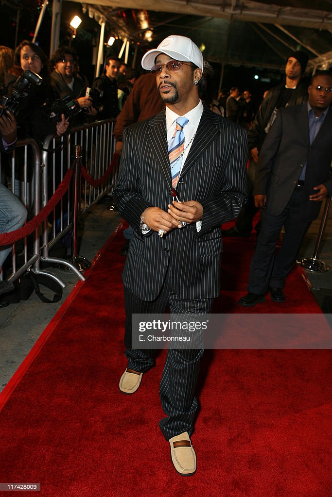 Katt Williams during Los Angeles Premiere of DreamWorks Pictures' 'NORBIT' at The Village in Westwood, California, United States.