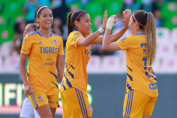 MEX: Leon v Tigres - Liga MX Femenil Torneo Apertura 2021