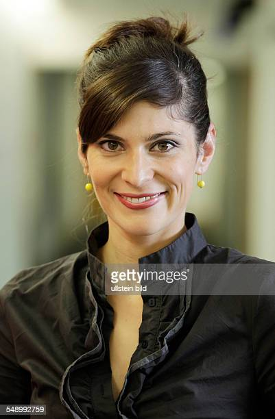 Katty Salié Fernsehjournalistin