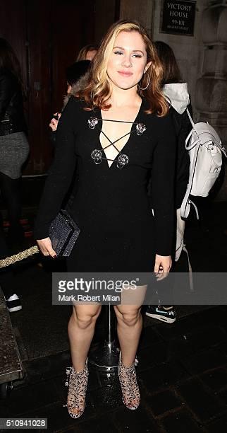 london england katy attending nme awards
