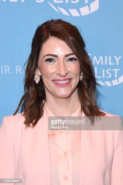 Katy Colloton attends Raising Our Voices Supporting More Women in Hollywood Politics at Four Seasons Hotel Los Angeles in Beverly Hills on February...
