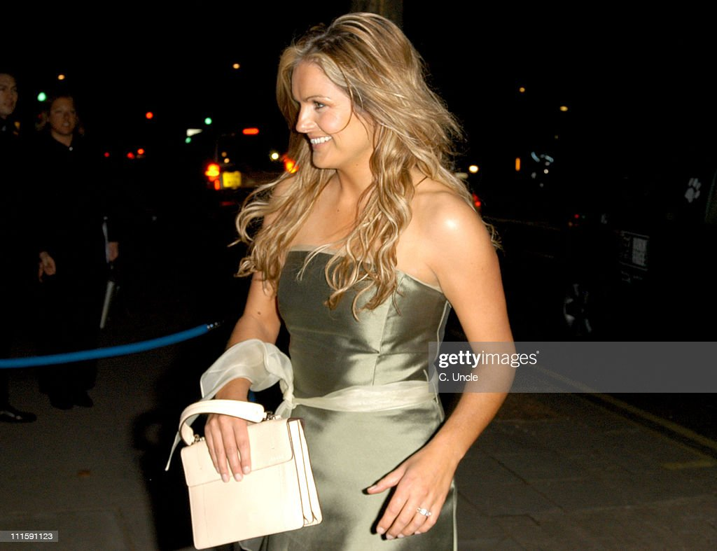 Katy Hill during Born Free Foundation Celebrity Private View and Cocktail Party at 21 in London, Great Britain.