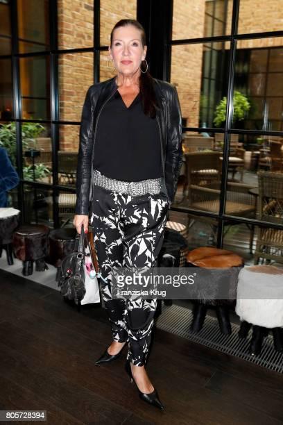 Katy Karrenbauer attends the Annabelle Mandeng Hosts Ladies Dinner In Berlin on July 2 2017 in Berlin Germany