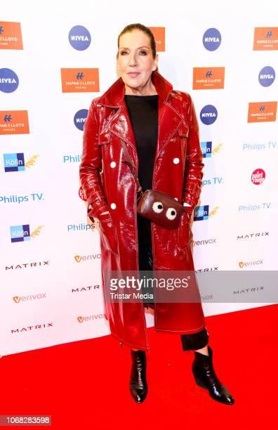 Katy Karrenbauer attends the Movie Meets Media night at Grand ElysÈe Hamburg on December 3 2018 in Hamburg Germany