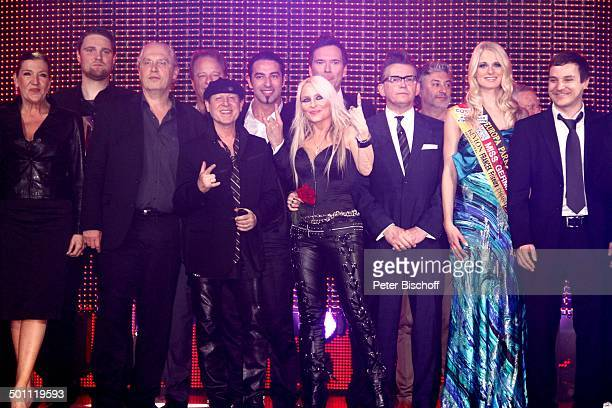 Katy Karrenbauer Doro Pesch Klaus Meine Gtz Alsmann AnneKathrin Kosch Blent Ceylan Preistrger und Laudatoren '6 GalaVerleihung 'Lea Award' 2011 als...