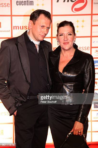 Katy Karrenbauer Lebensgefhrte Jac Prinz 6 GalaVerleihung Lea Award 2011 als Auftakt zur Musikmesse Festhalle Frankfurt Hessen Deutschland Europa...
