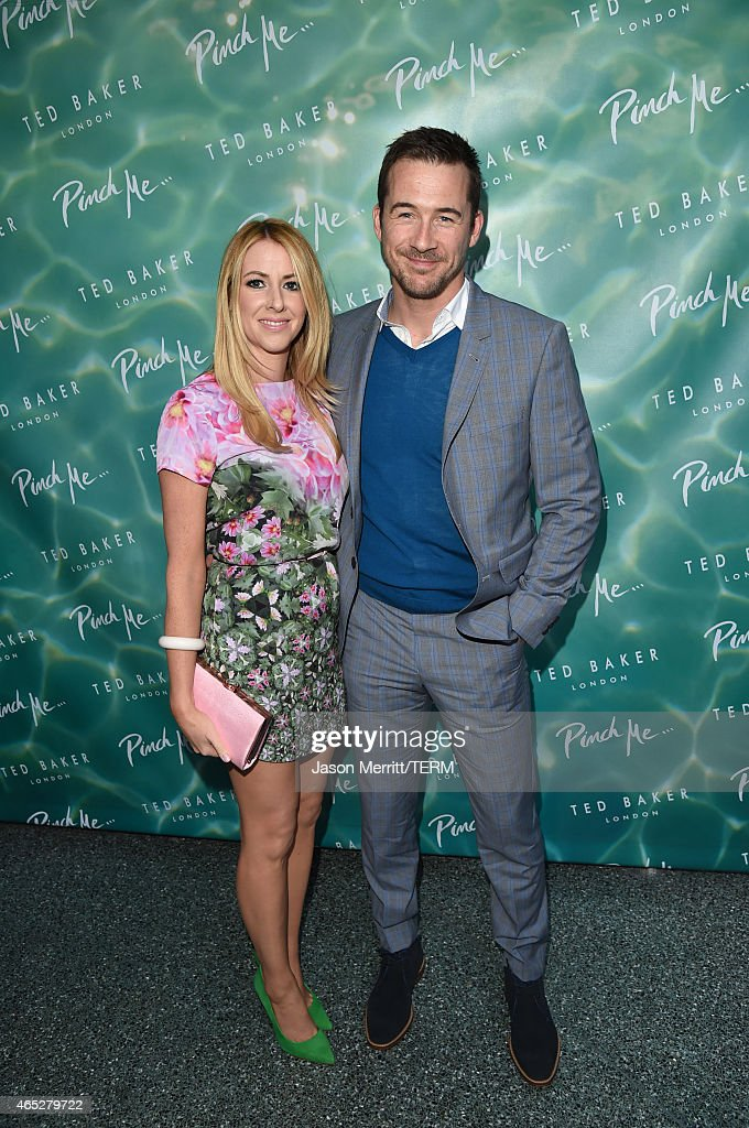 Ted Baker London's SS15 Launch Event : News Photo