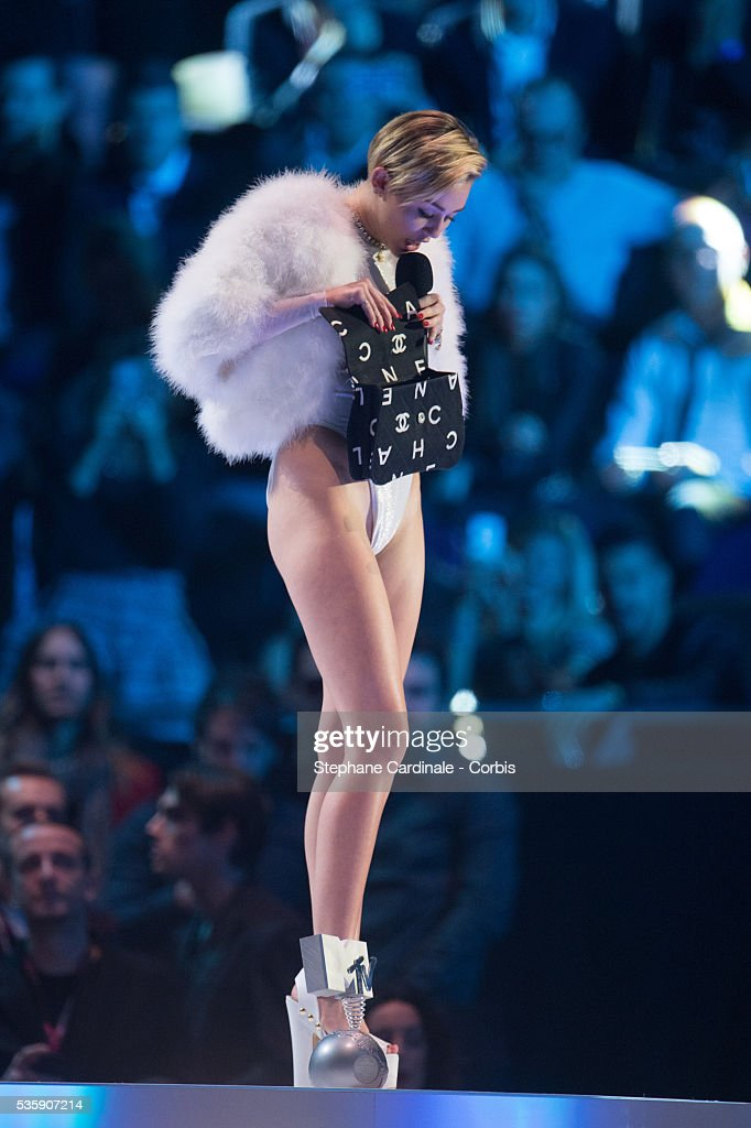 Katy Perry accepts the Best Female award onstage during the MTV EMA's 2013 at the Ziggo Dome in Amsterdam, Netherlands.