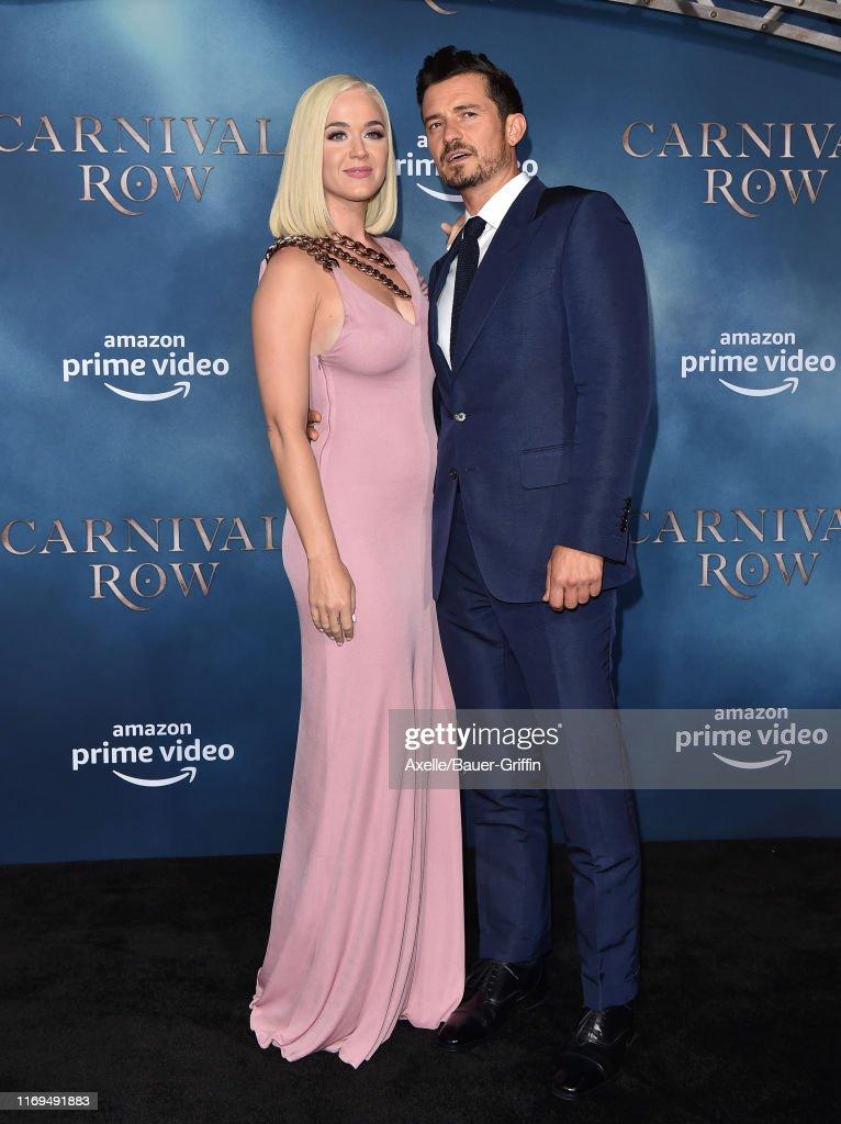 "LA Premiere Of Amazon's ""Carnival Row"" - Arrivals : News Photo"