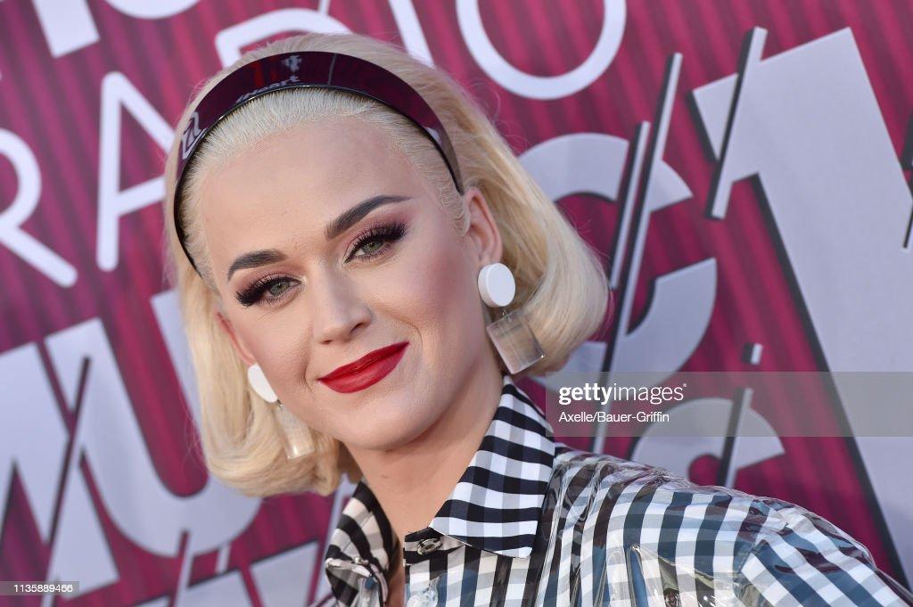 2019 iHeartRadio Music Awards - Arrivals : Foto di attualità