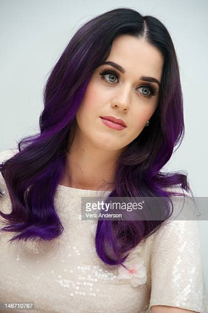 Katy Perry at the Part Of Me Press Conference at the Four Seasons Hotel on June 22 2012 in Beverly Hills California