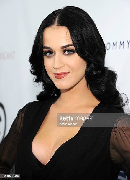Katy Perry Cleavage Stock Photos and Pictures