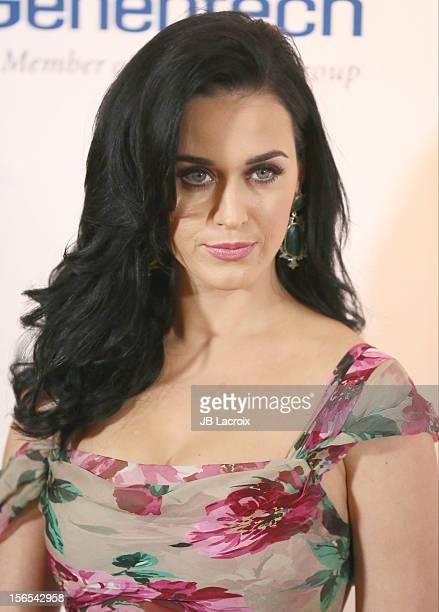 Katy Perry attends Dream Foundation's 11th Annual Celebration Of Dreams Gala at Bacara Resort Spa on November 16 2012 in Santa Barbara California...