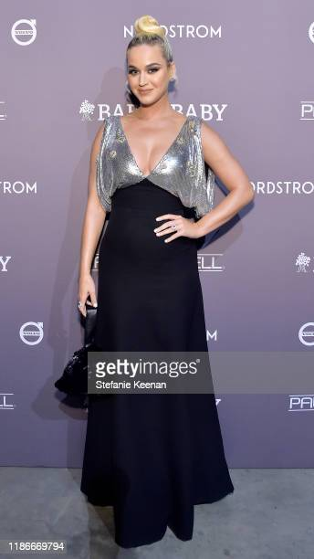 Katy Perry attends the 2019 Baby2Baby Gala presented by Paul Mitchell on November 09 2019 in Los Angeles California