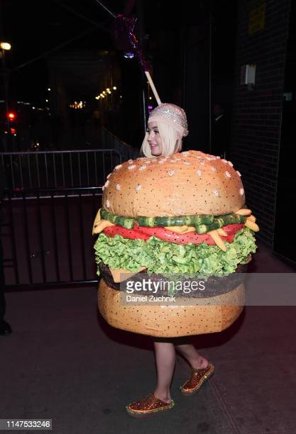 Katy Perry attends the 2019 Met Gala Boom Boom Afterparty at The Standard hotel on May 06 2019 in New York City
