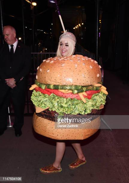 Katy Perry attends the 2019 Met Gala Boom Boom Afterparty at The Standard hotel on May 06, 2019 in New York City.