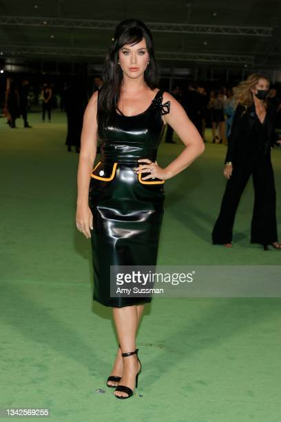 Katy Perry attends The Academy Museum of Motion Pictures Opening Gala at The Academy Museum of Motion Pictures on September 25, 2021 in Los Angeles,...