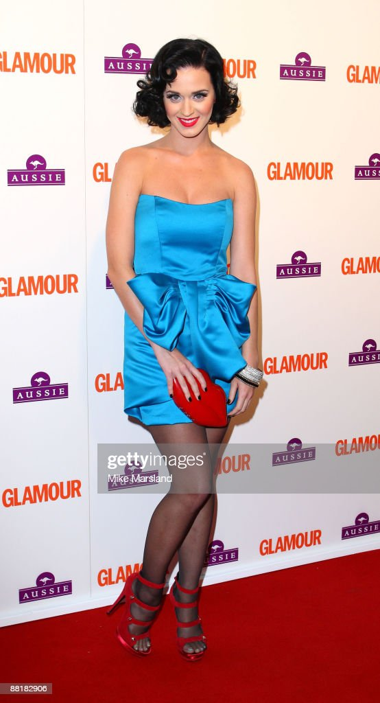 Katy Perry attends the Glamour Women of the Year Awards at Berkeley Square Gardens on June 2, 2009 in London, England.