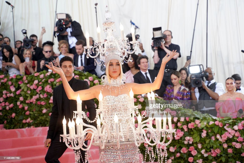 """The Metropolitan Museum Of Art's 2019 Costume Institute Benefit """"Camp: Notes On Fashion"""" : News Photo"""