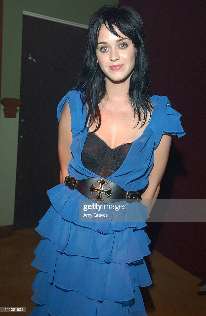 Katy Perry during NYLON Celebrates Its Annual Music Issue With MySpace.com at Element Hollywood in Hollywood, California, United States.