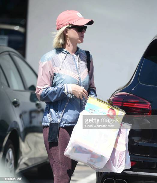 Katy Perry is seen on September 8 2019 at Los Angeles