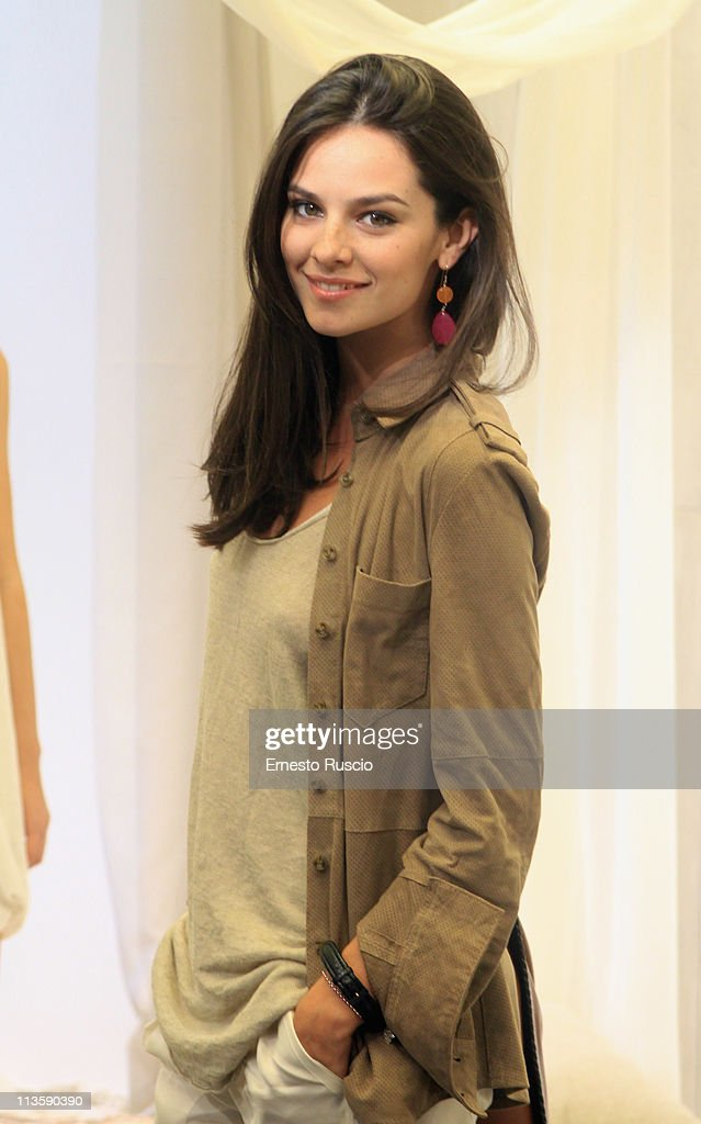 """""""Summer Cocktail"""" At Stefanel Flagship Store : News Photo"""