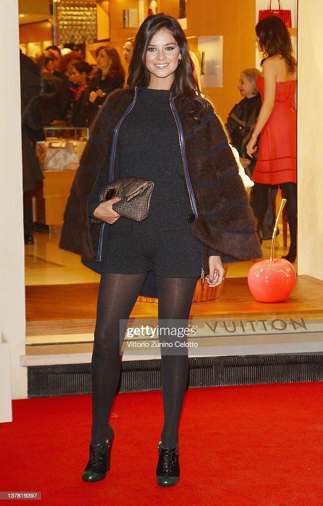 Maison Louis Vuitton Roma Etoile Cocktail - Red Carpet : Foto jornalística