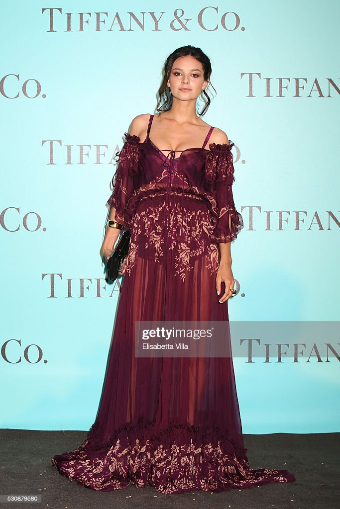 Tiffany & Co. Celebrates The Opening Of Its New Store In Rome : News Photo