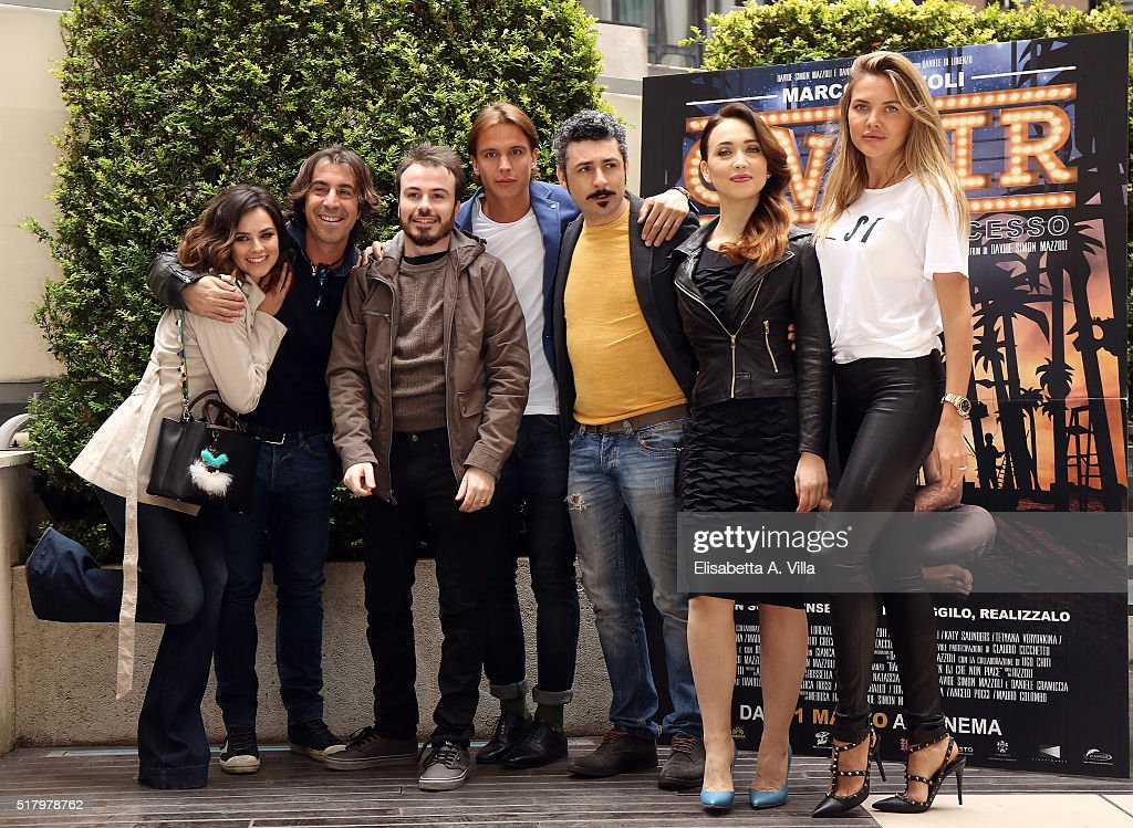 On Air - Storia Di Un Successo\' Photocall In Rome Photos and Images ...