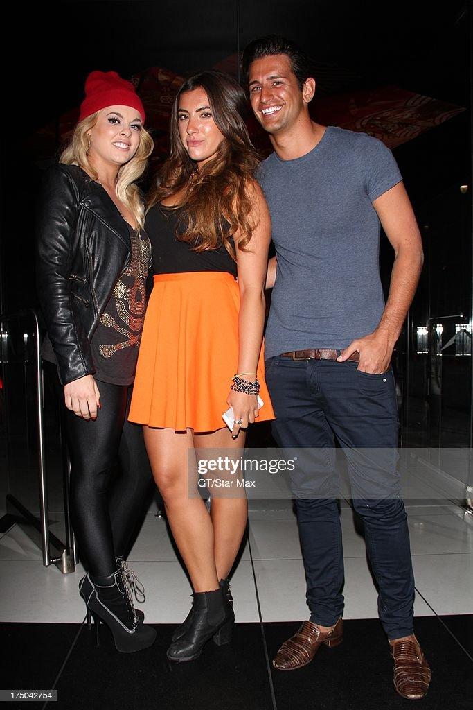 Celebrity Sightings In Los Angeles - July 29, 2013
