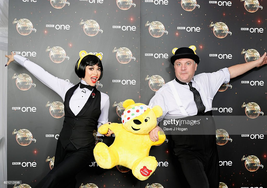 Strictly Come Dancing Children In Need Special : News Photo