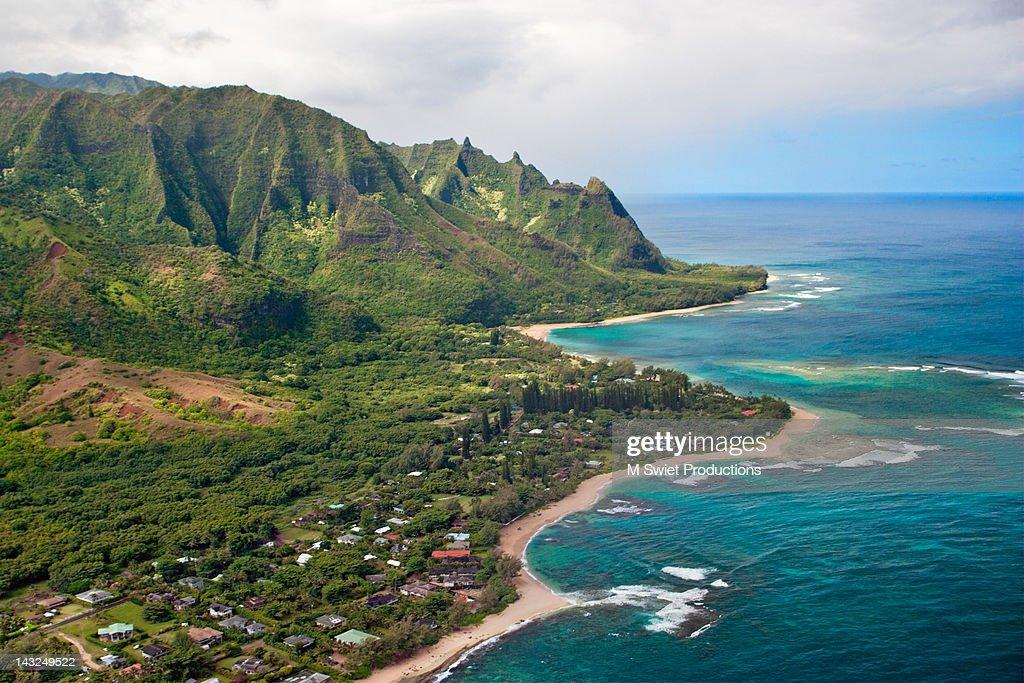 Kauai coast : Stock Photo